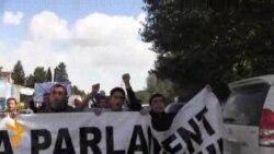 20 oktyabr: Gənclərin aksiyası