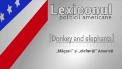 """Măgarii"" și ""elefanții"" Americii"