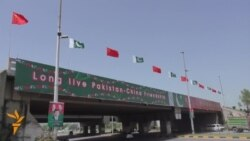 Warm Welcome For Xi In Pakistan