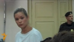 Мария Гайдар в суде