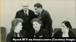 С Терешковой