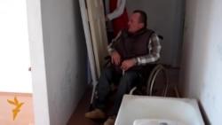 Аварыйная кватэра для інваліда