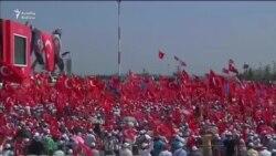 "İstanbulda mitinq. ""Fetoçular asılsın!"""