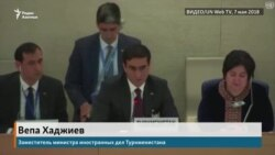 Вепа Хаджиев отрицает преследование корреспондентов Радио Азатлык в Туркменистане