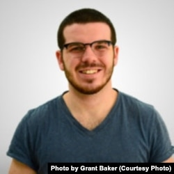 """Грант Бейкер – Freedom House құқық қорғау ұйымы """"Технология және демократия"""" бөлімінің сарапшысы."""