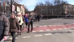 У Львові вшанували пам'ять загиблих воїнів-афганців (відео)