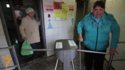 Russian Pensioner Wins Battle For Free Toilets