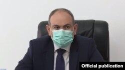 И.о. премьер-министра Никол Пашинян (архив)