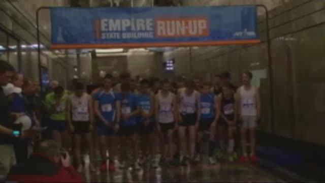 O competiție neobișnuită: cele 1576 de trepte ale Empire State Building