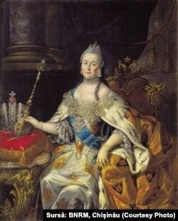 Împărăteasa Ecaterina II