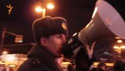 """Протесты в Петербурге против приговора """"болотным узникам"""""""