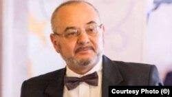 Psihologul Sergiu Simion