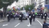 Gay Pride Parade Held In Belgrade