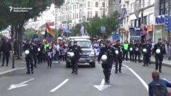 Gay Pride Parade Held In Belgrade