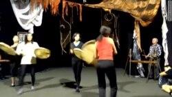 """Хабаровск: Театр """"Бури"""" готовится к премьере"""