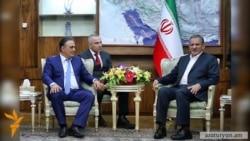 Հայաստանն ու Իրանը պայմանավորվել են ստեղծել նոր միջազգային տրանսպորտային ուղի