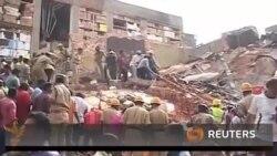 Через обвалення готелю в Індії загинуло щонайменше десять людей