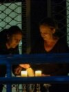 Kosovo -- Some Pristina citizens lit candles on their balconies and terraces in memory of those killed during the 1998-99 war in Kosovo, January 15, 2021.