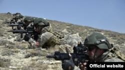 Թուրք-ադրբեջանական զորավարժություններ, 9 օգոստոսի, 2020թ.