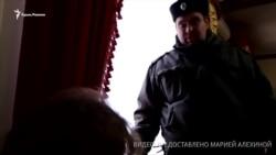 Кримські казаки vs Pussy Riot: «Вона для мене не дама, вона ворог держави» (відео)