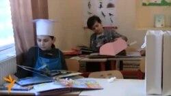 აუტისტი ბავშვები სკოლაში