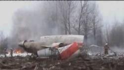 Kaczynski - air crash
