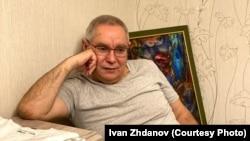 Юрий Жданов, семейный архив
