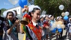 Последний звонок в Кызылорде