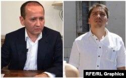 Muhtar Ablýazow we Ilýas Hrapunow