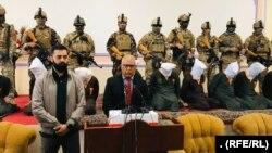 بازداشت شدن دو گروه از اختطافگران توسط نیروهای امنیت ملی ولایت هرات.