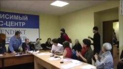 Кадыровцы напали на правозащитников