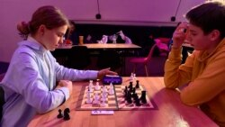 Ukrainian Chess Clubs Get Boost From Netflix Hit Queen's Gambit