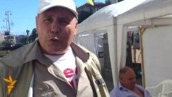 Удзельнік намётавага лягеру на Крэшчаціку пра Лукашэнку