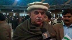 د امن بهیر به له افغانستان راپېلېږي. محمود خان اڅکزی
