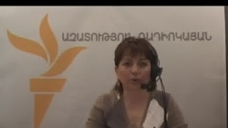 Saturday Talk Show with Anna Israelian part 1