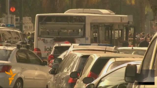 Tel Aviv: Eksplozija u autobusu