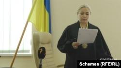 Суддя Тетяна Ільєва