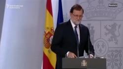 Spania va suspenda guvernul catalan și va declara alegeri anticipate în Catalonia
