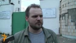 Зьміцер Галко: Мой арышт — гэта беззаконьне