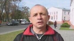 Віктар Адзіночанка пра справу Смыка