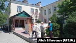 Бишкекдаги муфтият биноси