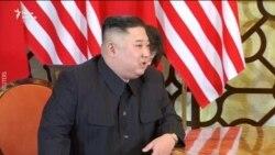 Ким Чен Ын впервые ответил на вопрос американского журналиста