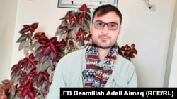 Bismillah Adel Aimaq is the fifth journalist slain in Afghanistan in the past two months.