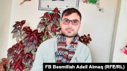 Bismillah Adel Aimaq, the editor-in-chief of a private radio station in Ghor Province, was shot dead by unknown gunmen on January 1.