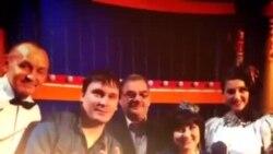 """""""Җырлыйк әле"""" җитәкчесе Нәҗип Бәдретдинов """"Кайтабыз"""" дип шатлана"""