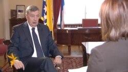 Radmanović: Međunarodna zajednica kriva za zastoj u BiH