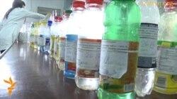 Питьевая вода в Алматы