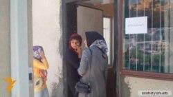 Հայաստանում քվեարկող իրանցիները փոփոխություններ են ակնկալում