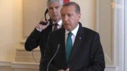 Erdogan u BiH: Potrebna bolja ekonomska saradnja