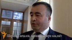 """Ганҷалов:""""Рафтуомади нақлиёт ба кишварҳои минтақа осонтар хоҳад шуд""""."""